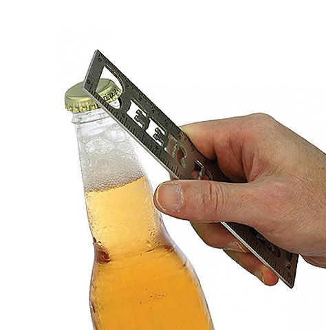 Otvarač za pivo - Lenjir